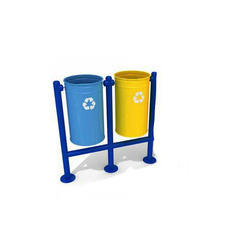 Mounted Dustbin 180 Ltr