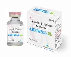 Ampicillin & Cloxacillin Injection