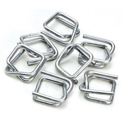 Silver SS Buckle