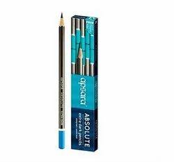 黑木APSARA绝对额外的黑铅笔 - 包装10