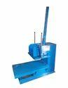 Slipper Sole Cutting Press