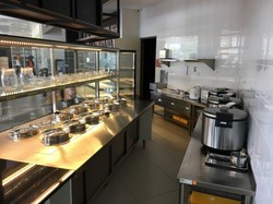 Canteen Development Projects in Corporate Sector