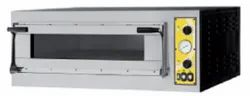 Macquino - Single Deck Stone Base Electric Oven