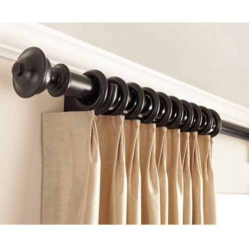 25 Mm To 30 Diameter Dry Curtain, How To Select Curtain Rod Size