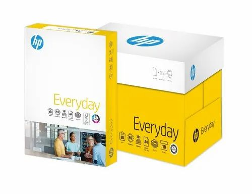 HP Everyday A4 Paper, GSM: 80 - 120