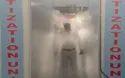 Sanitization Spray Tunnel