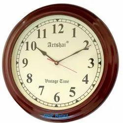 GHF Retail Vintage16 Inch Designer Wooden Wall Clock