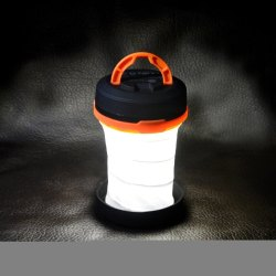 Foldable Folding LED Camping Outdoor Hiking Lamp