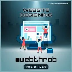Website Designing And Development, With Chat Support