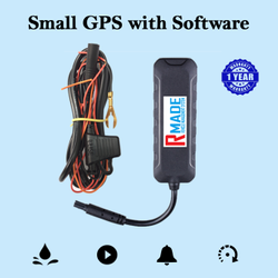 Small GPS Tracking System