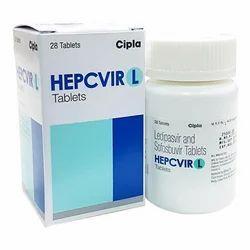 Hepcvir L Tablets