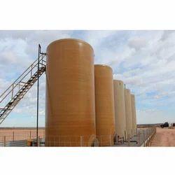 FRP DM Water Storage Tank