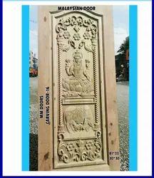 Malaysian Door - Lakshmi Model