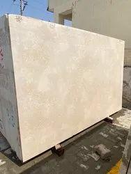 Polished Finish Italy Spanish Beige Marble, Slab, Thickness: 16 Mm