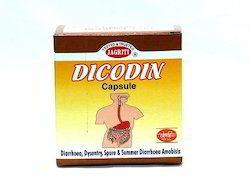 Jagriti Dicodin Capsule, For ayurvedic medicinal, As Directed By Physician
