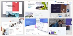 Basic Business Site Corporate Website Designing Service