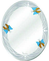 Glass Tukdi Mirrors