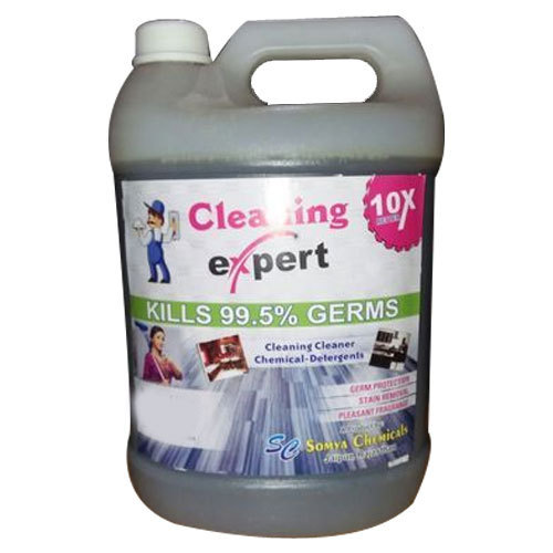 Cleaning Expert Black Phenyl, Packaging Type: Bottle