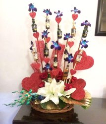 Heart Gift Bouquets