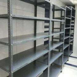Stainless Steel Bookshelf