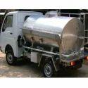 Movable Milk Tanker
