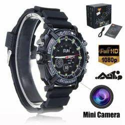 Spy Hidden Watch Camera