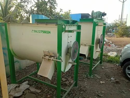 Cattle Feed Processing Machine - Feed Mixer Manufacturer