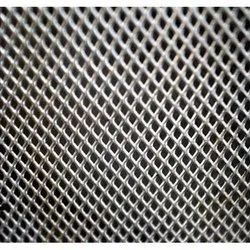 Stell Square Wire Mesh, For Industrial, Material Grade: Ss 304