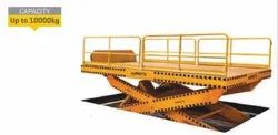 Scissor Loading & Lifting - Maini Materials Movement