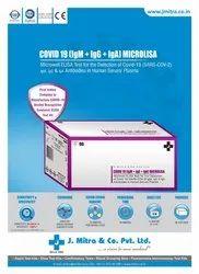 Covid Antibody Igg Igm Iga Microlisa Test