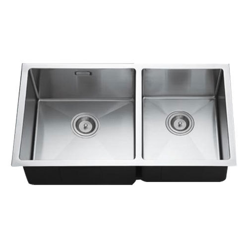 Aggarwal Plywood Industries Double Bowl Stainless Steel Sink Bowl