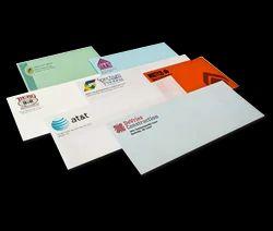 Envelope Printing Printed Envelopes, Thickness: 60-300gsm