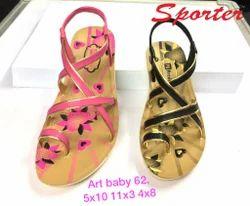 Sporter Kids Multi Baby Girls (Size-5 to 10) Fashion Sandals
