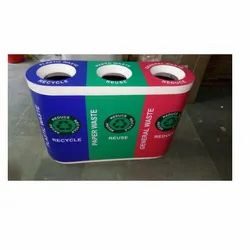 3 in One Dustbins