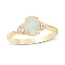 Silver 925 Opal Ring