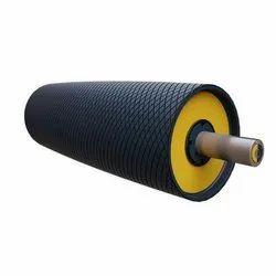 Conveyor Rubber Drum Pulley