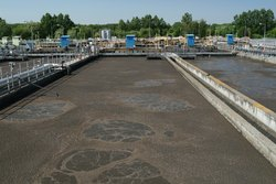 Sludge Treatment Plant