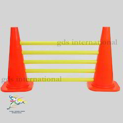 Agility Cone Hurdle