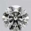 1.34ct Lab Grown Diamond CVD I VVS2 Round Brilliant Cut IGI Certified Stone