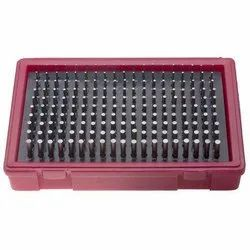 Pin Gauge Set Calibration Service