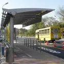 Street Bus Shelter