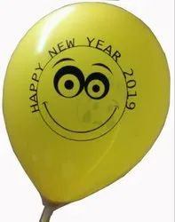 Gifting Latex Party balloons, Packaging Type: 100 In Single Bag, Size: 9 Inches
