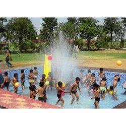 Swing Water Pool