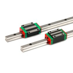 Linear Guide Way with Rail