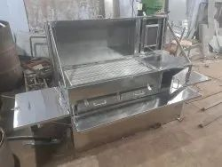 Portable Shawarma Machine and Barbeque Machine