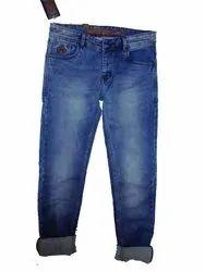 Slim Fit ScottMark Light Blue Denim Mens Jeans