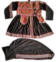 Embroidered Pajama Groom Wear Cotton Gujarati Traditional Men's Kediya