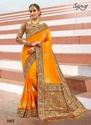 Fancy Ethnic Party Wear Saree