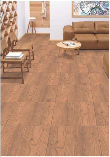 Polished Glazed Ceramic Floor Tiles 8 10 Mm Rs 44 Square Meter