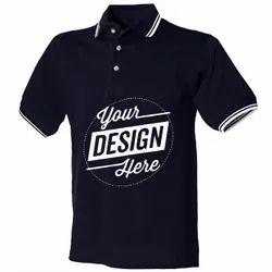 Custom Polo T Shirt